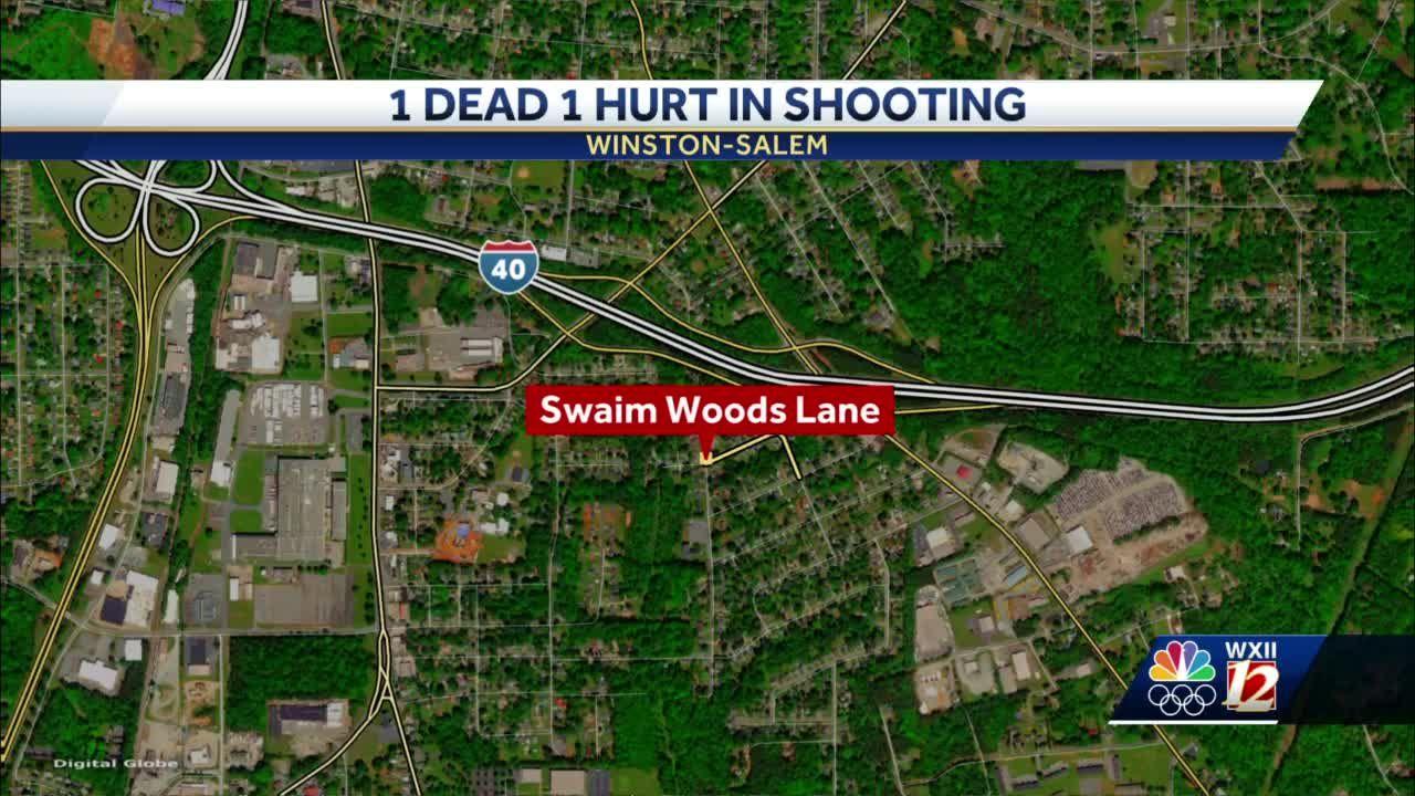 Winston-Salem shooting on Swaim Woods Lane leaves 1 dead