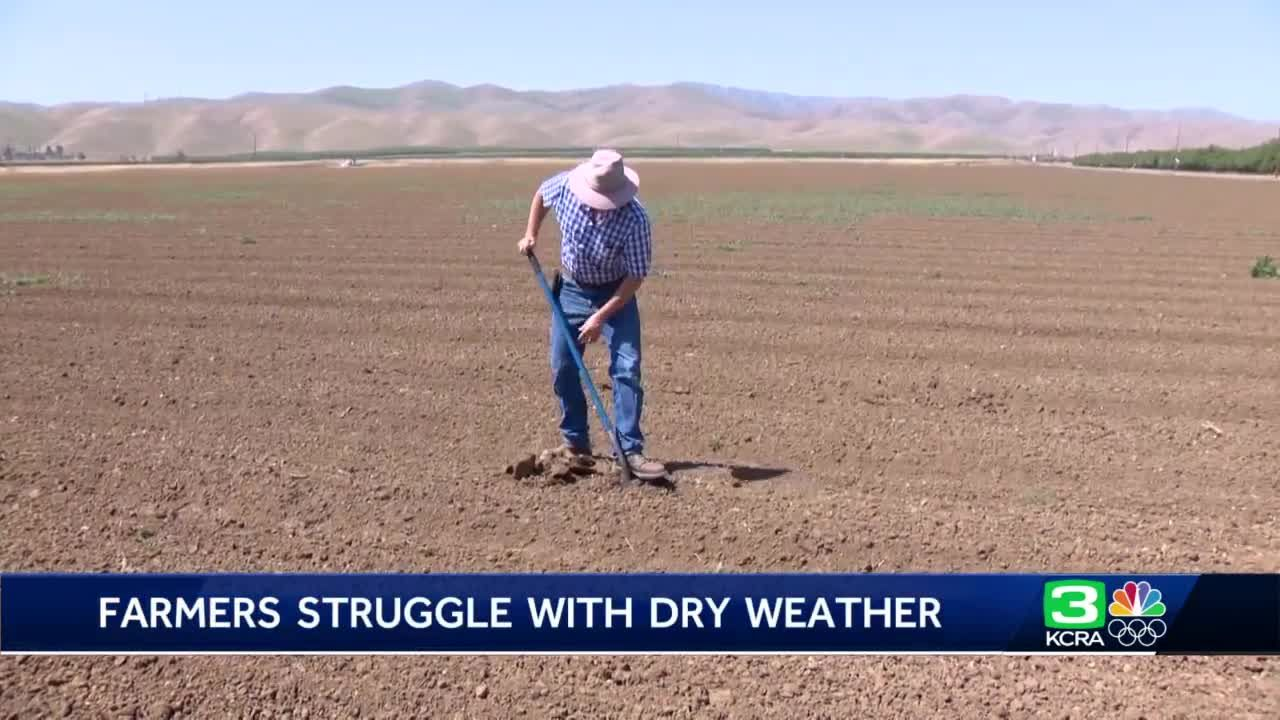 Josh Harder wants drought response in Central Valley