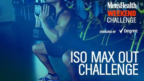 The Iso Max Out Challenge