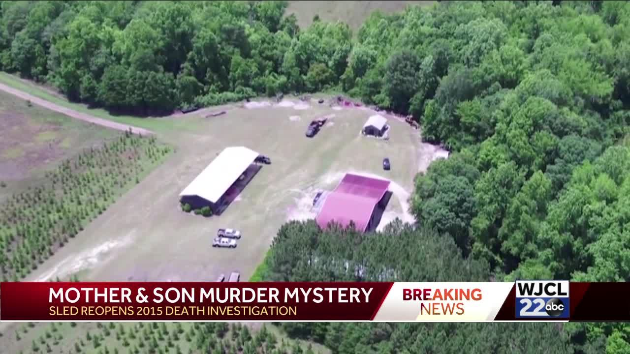 Death investigation back open following information obtained in Murdaugh murder case