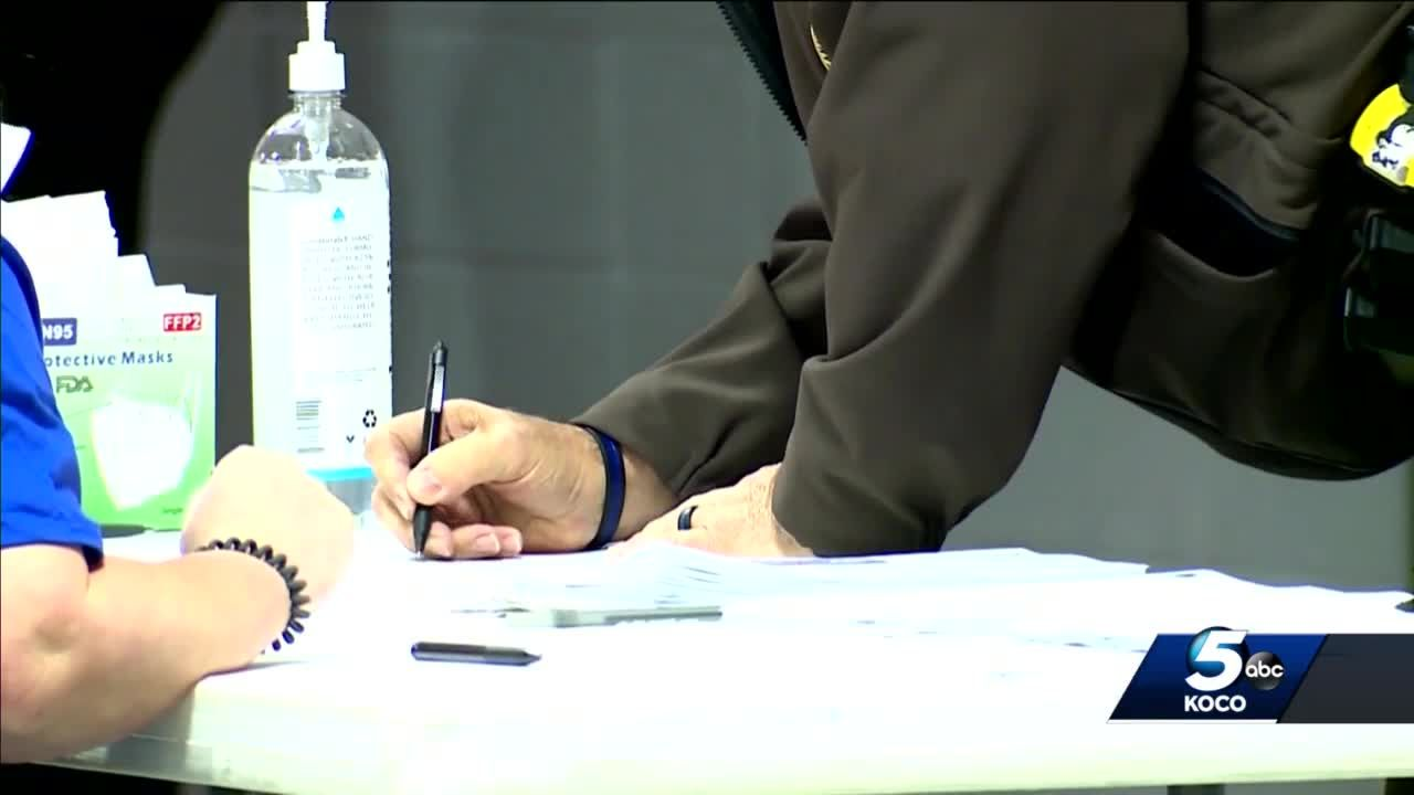 OSDH asking for volunteers as health leaders hope to expand COVID-19 vaccinations
