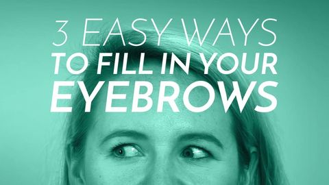 5 Major Things You Should Know Before Microblading | Women's Health