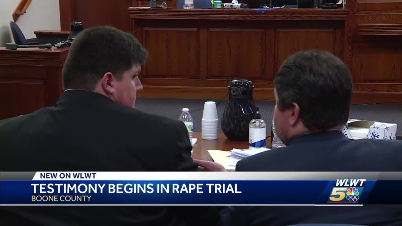 Testimony begins in trial of former Covington Catholic athlete charged with rape