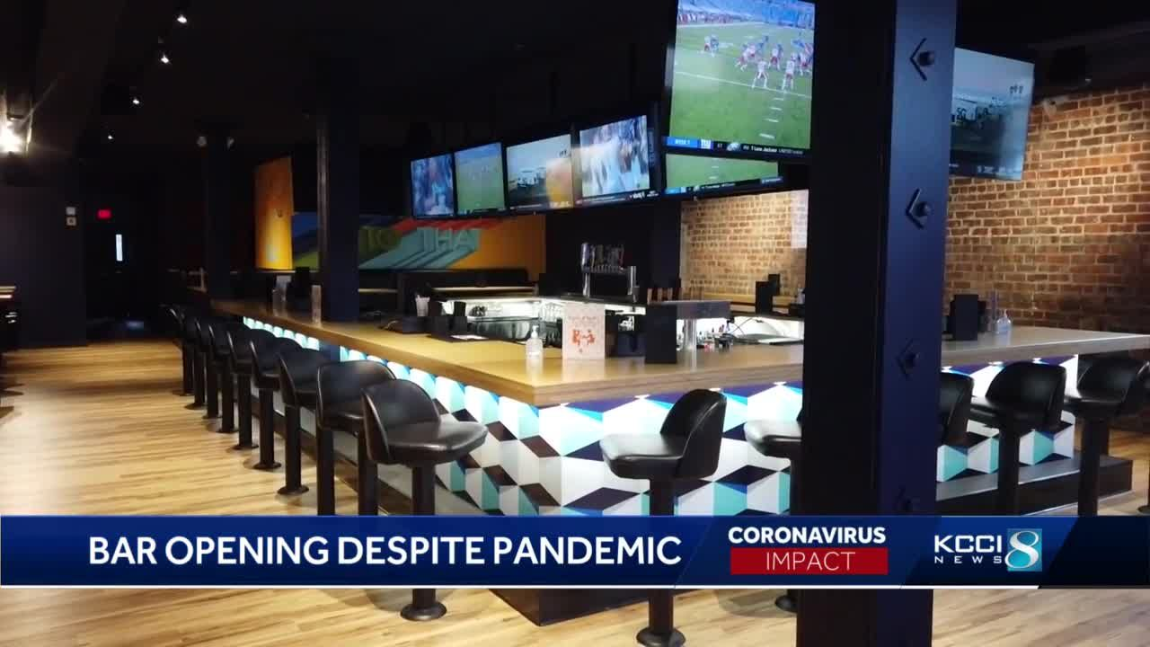 Get 'Chummy' with downtown Des Moines' newest bar