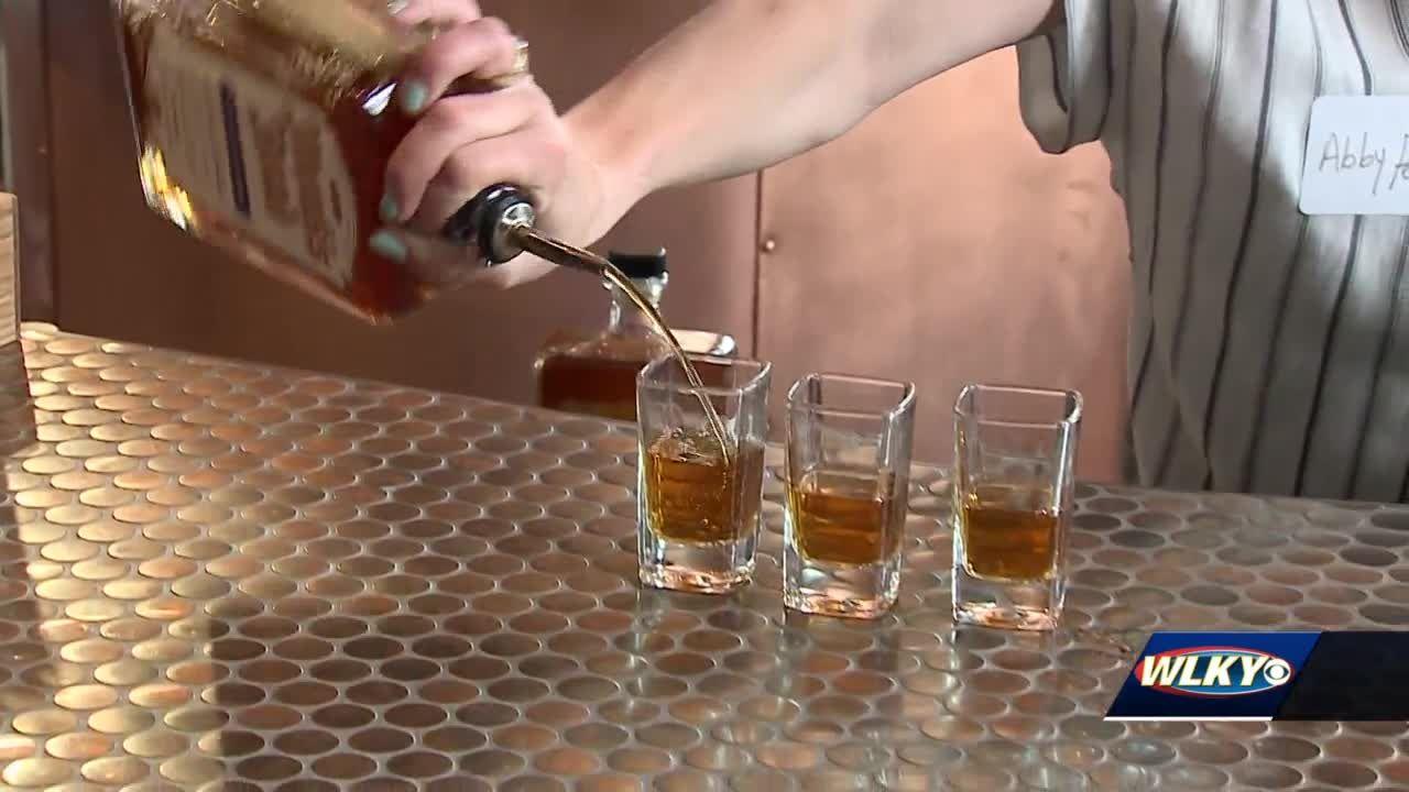 Kentucky's newest distillery unveils tasting room