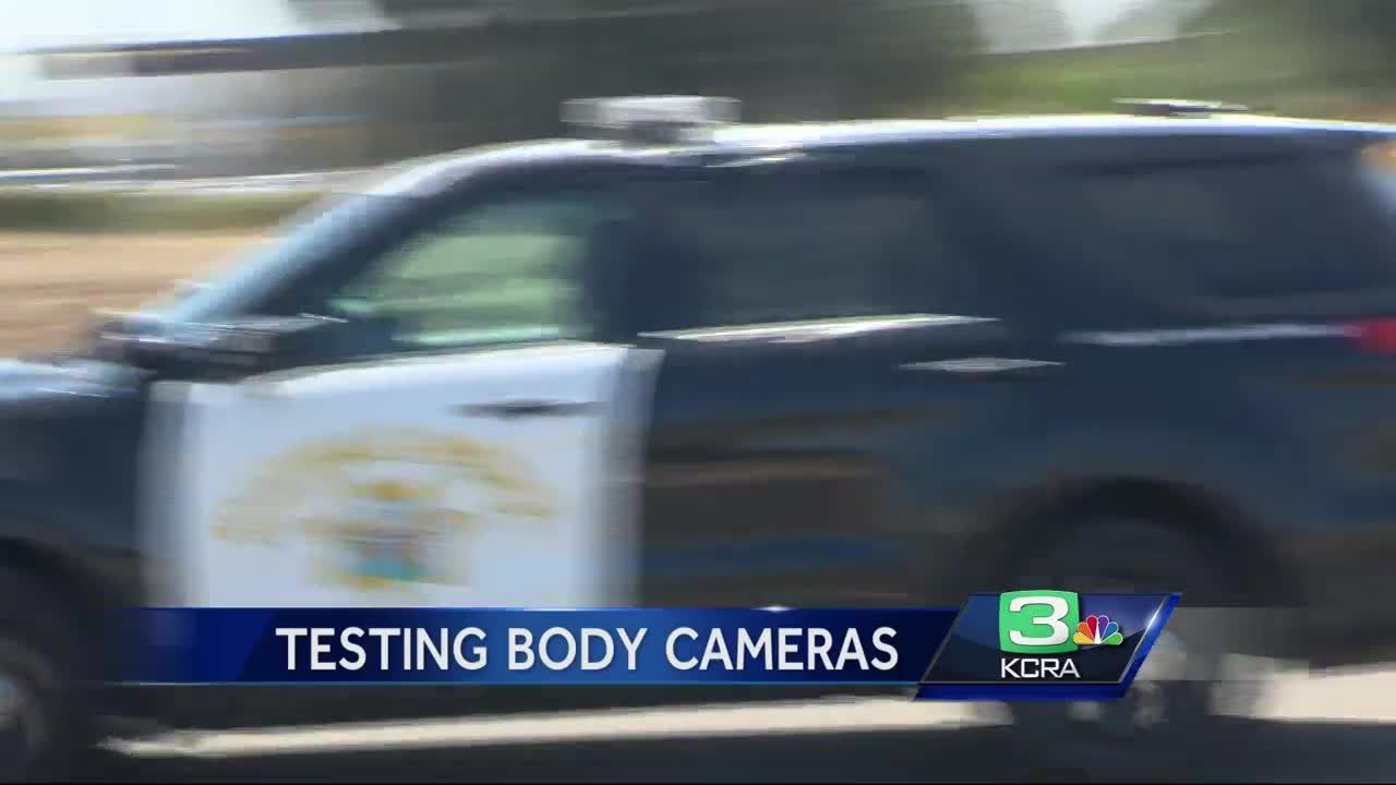 Stockton CHP picked to test out body cameras during pilot program