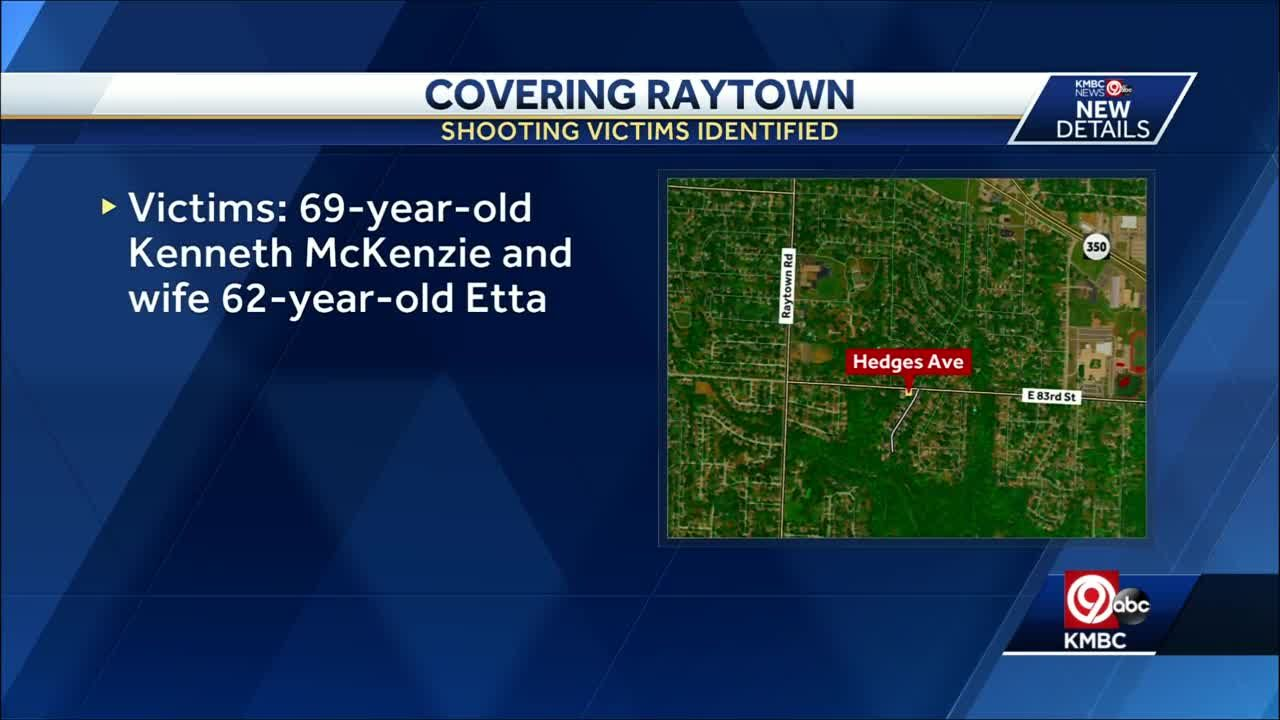 Police identify husband and wife killed in Raytown shooting