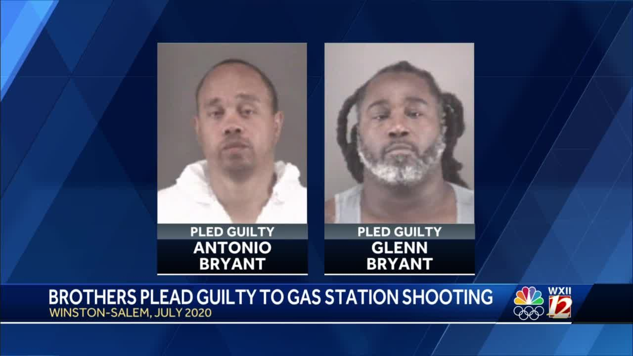 Triad brothers plead guilty to charges related to June Citgo gas station shooting