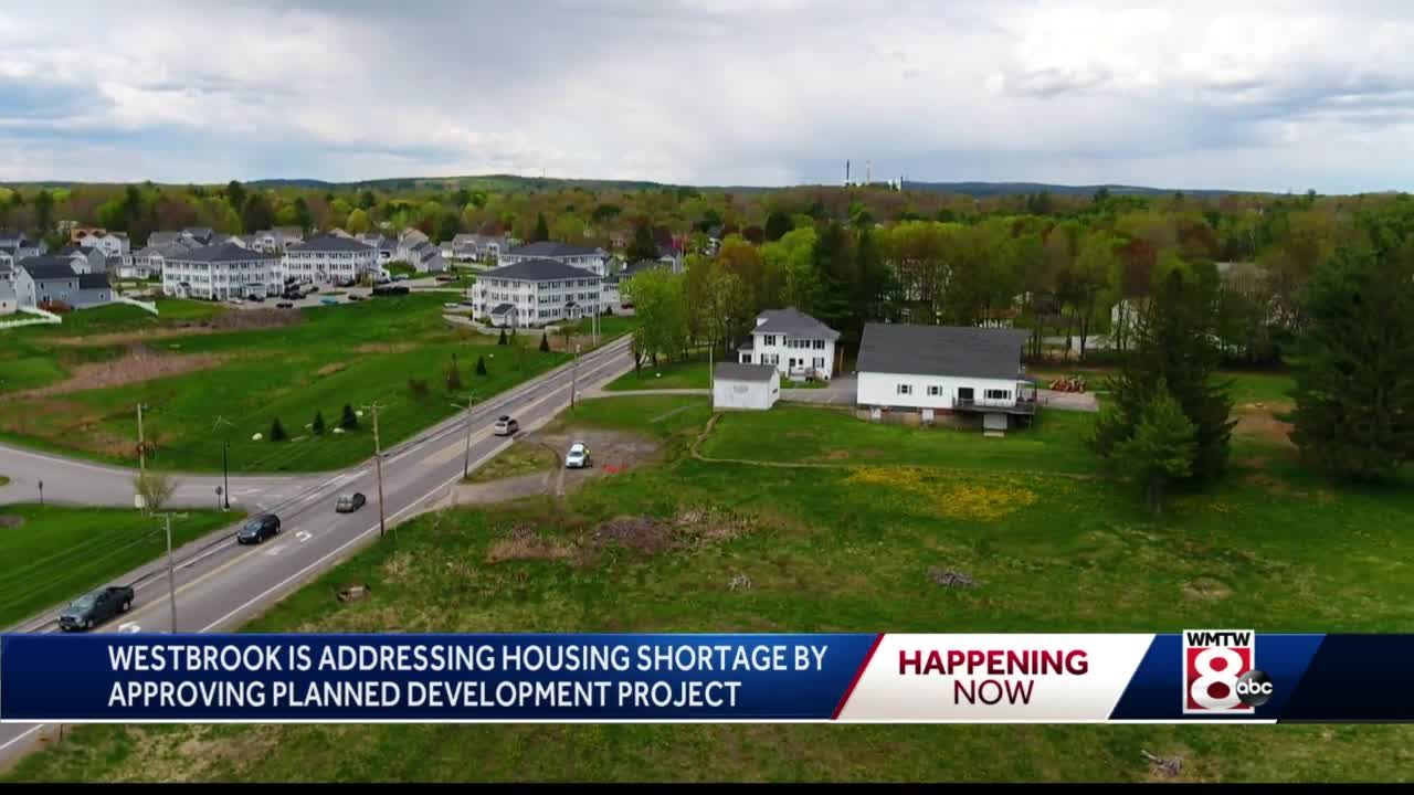 Former Westbrook golf course set to become city's latest housing project