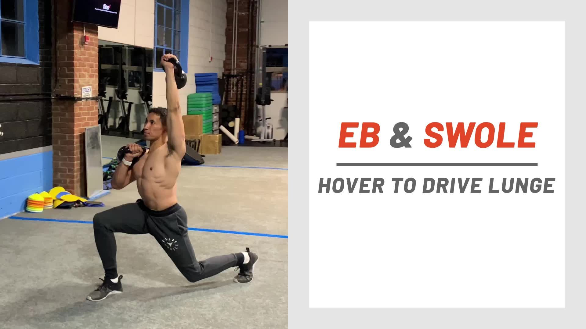 Use This Challenging Lunge to Build Lower Body Power