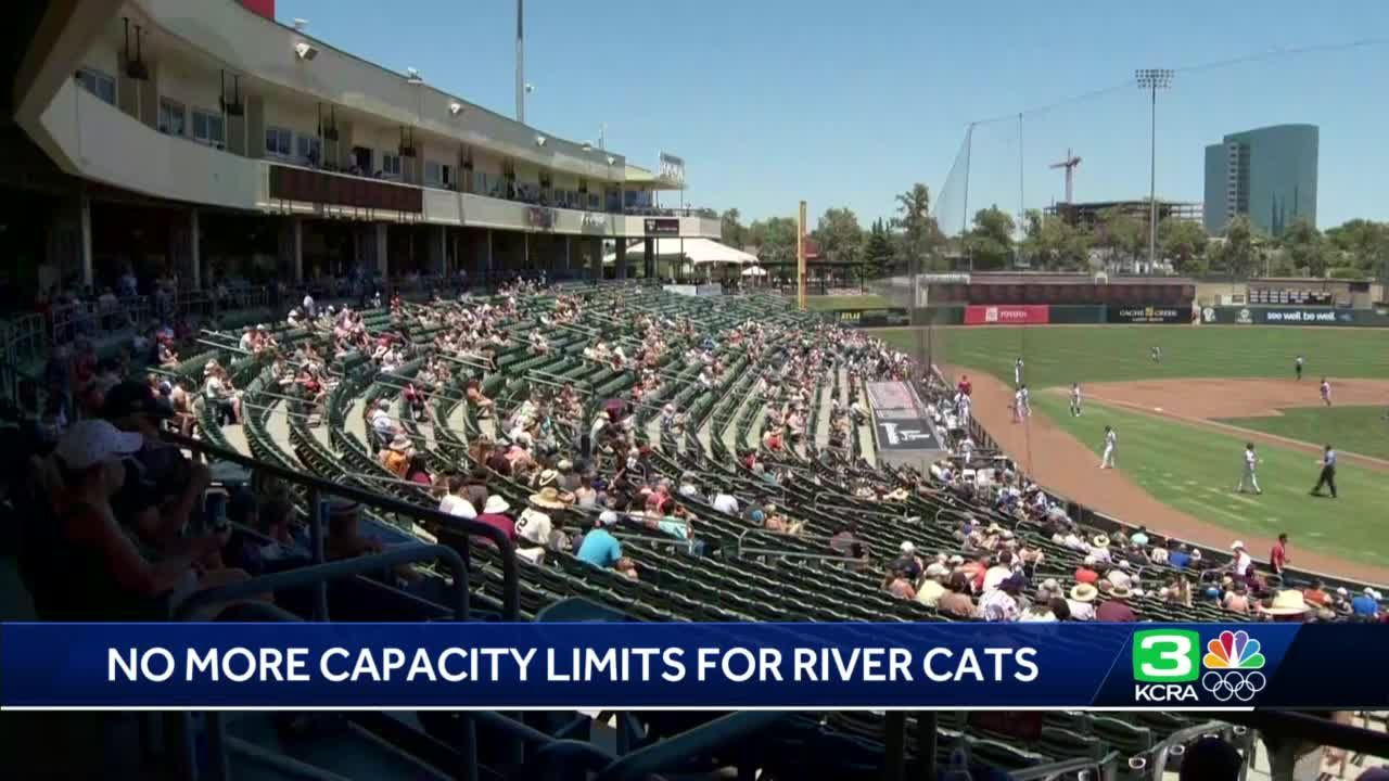 More fans head to ball park this weekend since state reopened