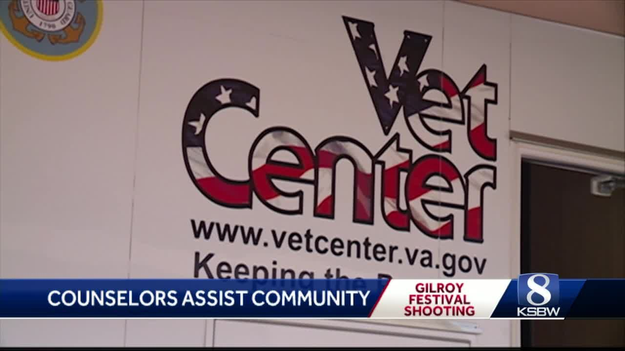 Mobile center deployed to assist veterans after Gilroy Festival Shooting