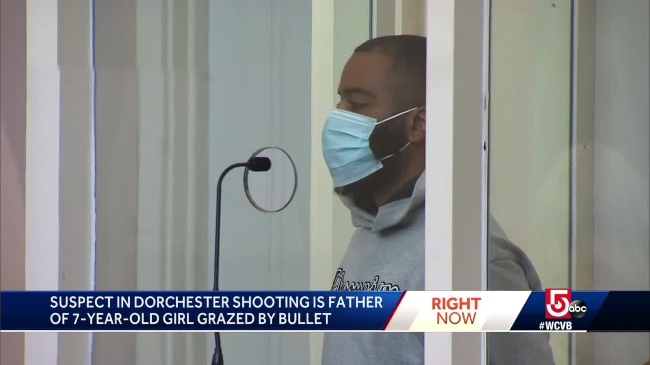 Dad charged after police say girl, 7, grazed by bullet