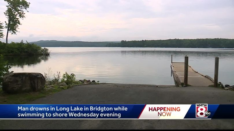 Police identify man who drowned in Long Lake