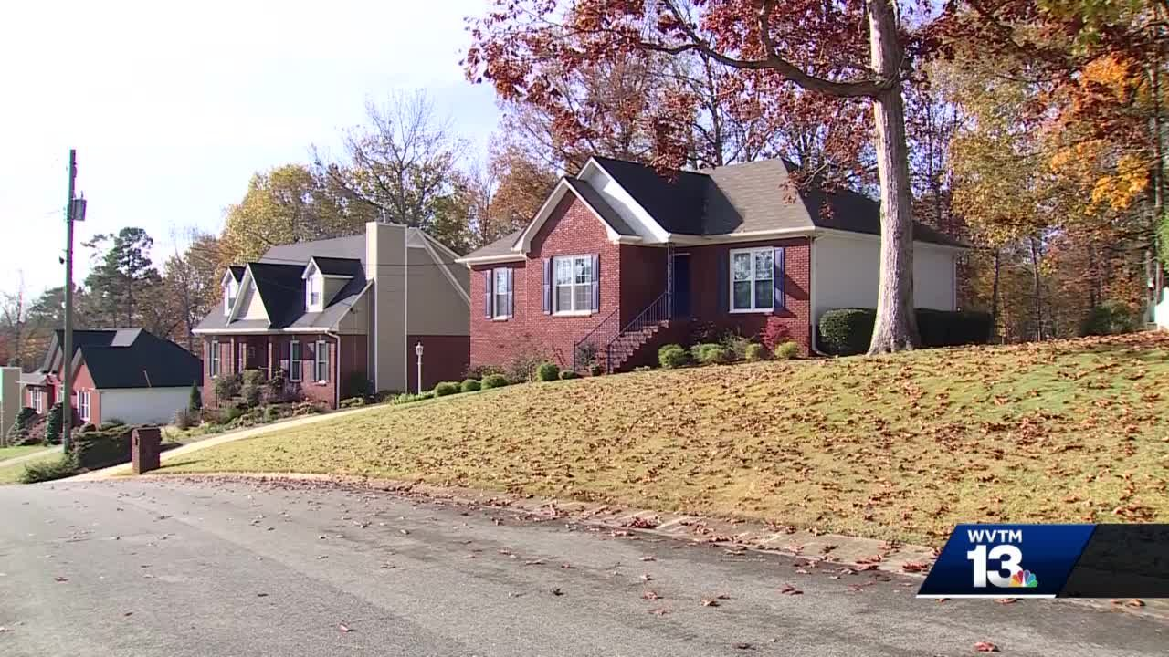 Local Fire department continues yard work after resident rushed to hospital