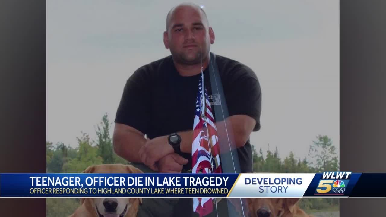 ODNR officer who died while during water rescue remembered for his passion, work ethic