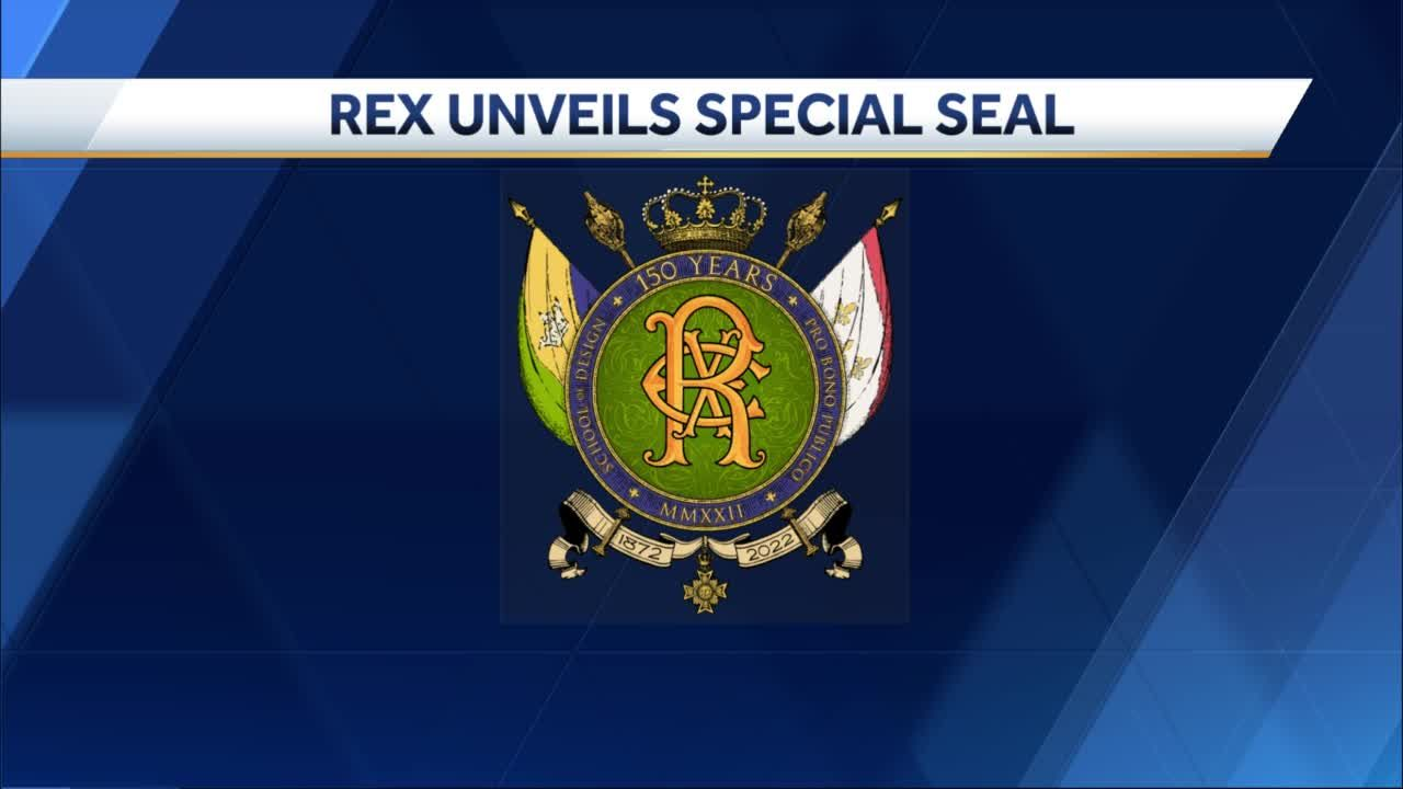 Rex reveals new seal for 150th anniversary