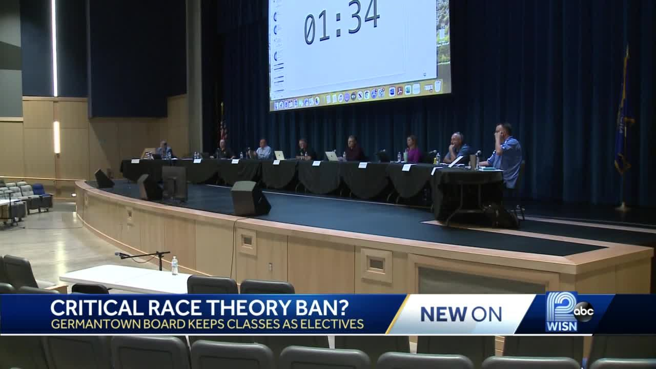 Critical Race Theory Ban?