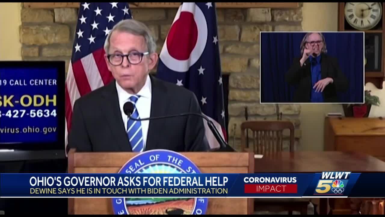 Gov. DeWine expresses optimism over working with new Biden Administration