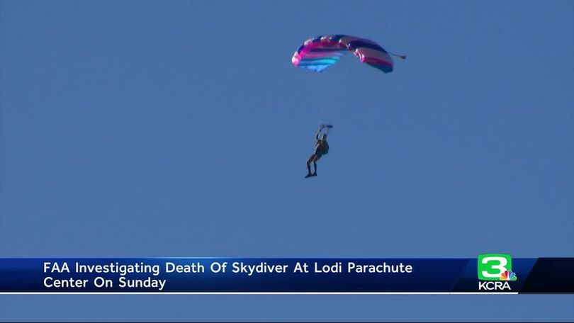 Skydiver who died at Lodi Parachute Center identified