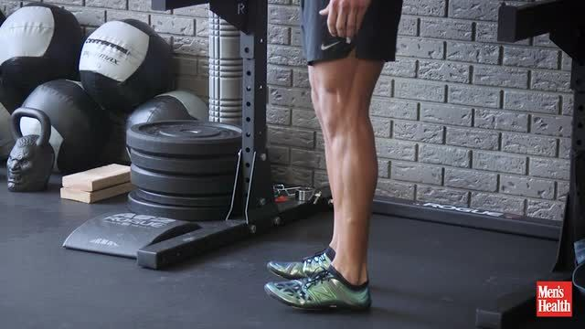 Why You Should Spend 5 Minutes Working Out Your Ankles Today