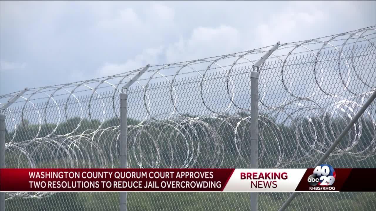 washington county arkansas jail