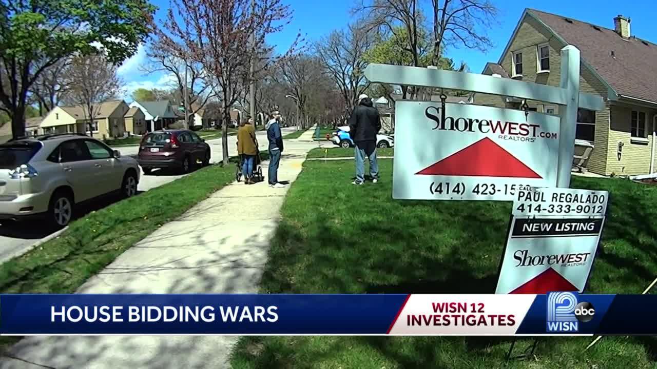 House biding wars