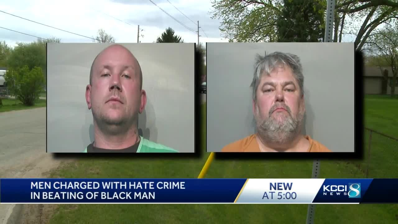 Hate crime charges filed after men reportedly beat Black man, yell slurs