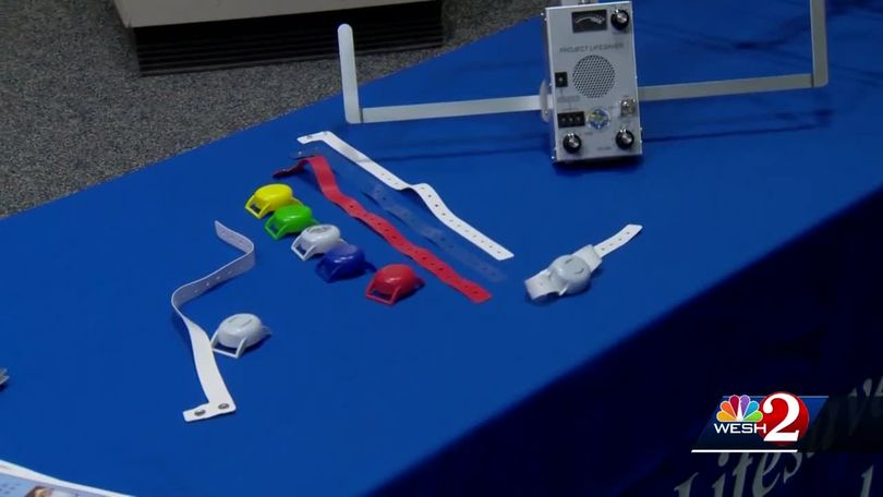 Orange County rolls out 'Project Lifesaver' equipment to