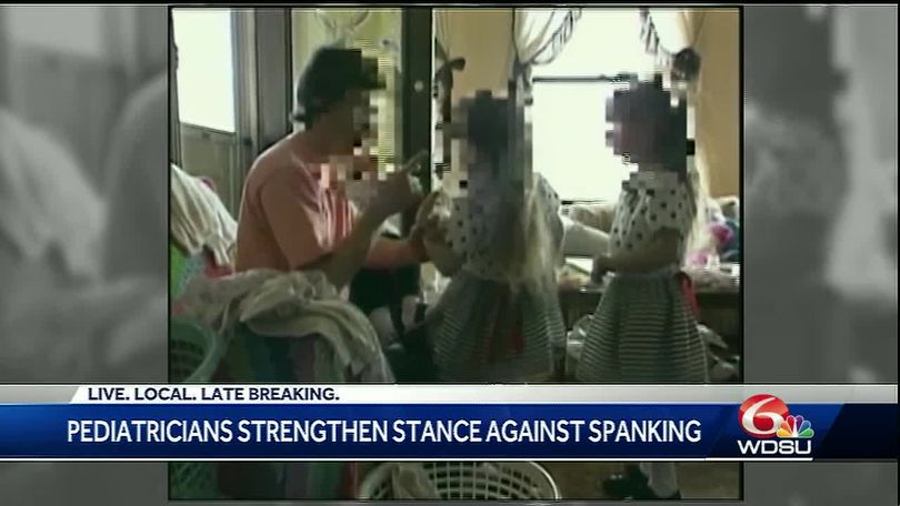Pediatricians Strengthen Stance Against >> Dr Corey Hebert Talks About Spanking Children And Taking