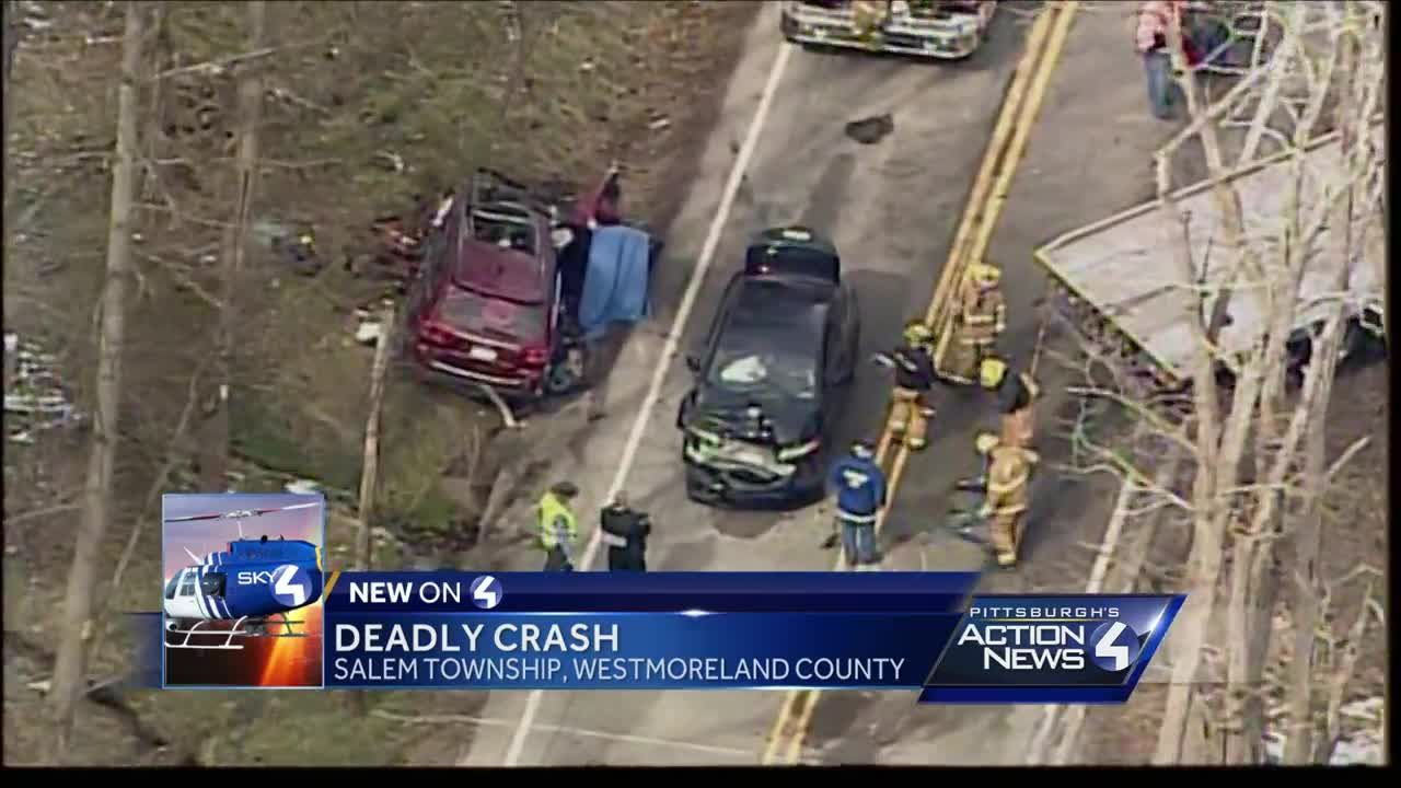 1 dead, 1 injured in Salem Township crash