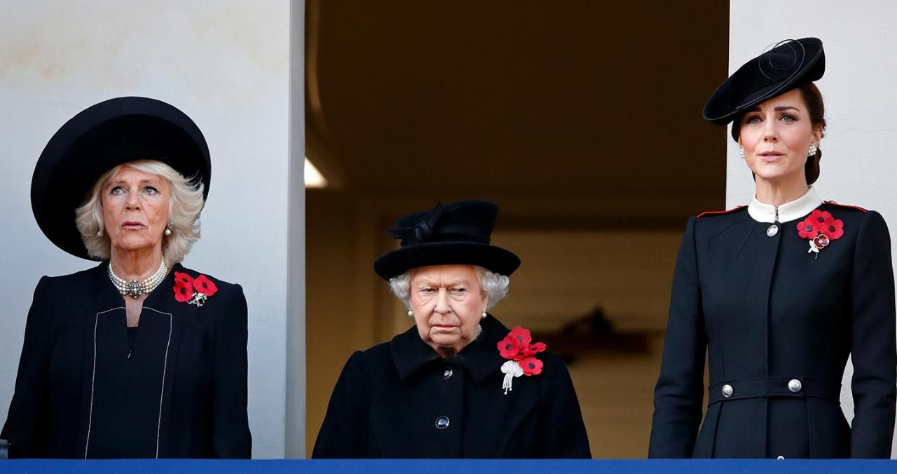 Kate Middleton pays tribute to her grandma in Remembrance Day outfit