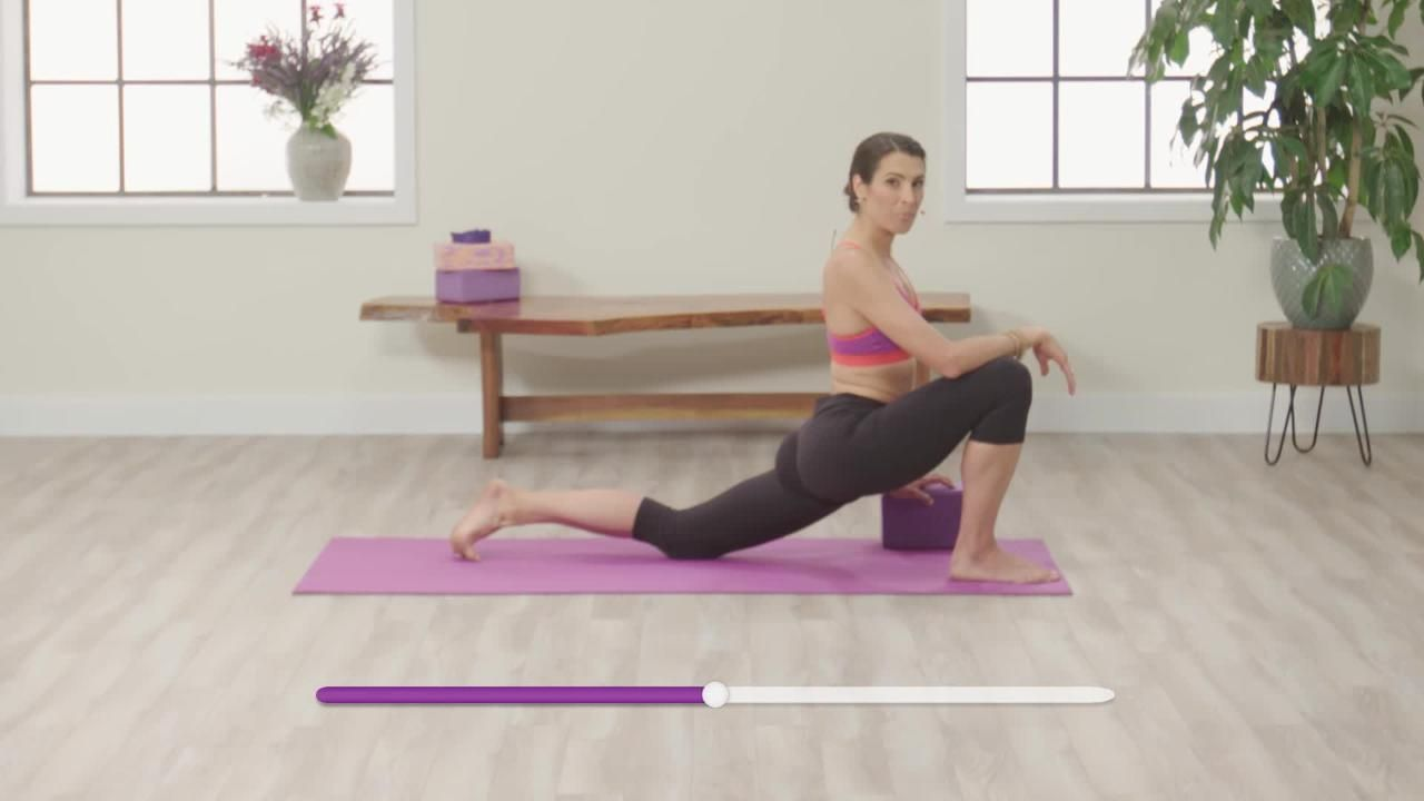 This 9-Minute Yoga Routine Will Help You Ditch Lower-Back Pain