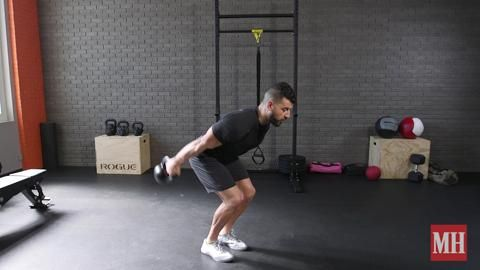 This Is the Craziest Kettlebell Swing You'll Ever Do