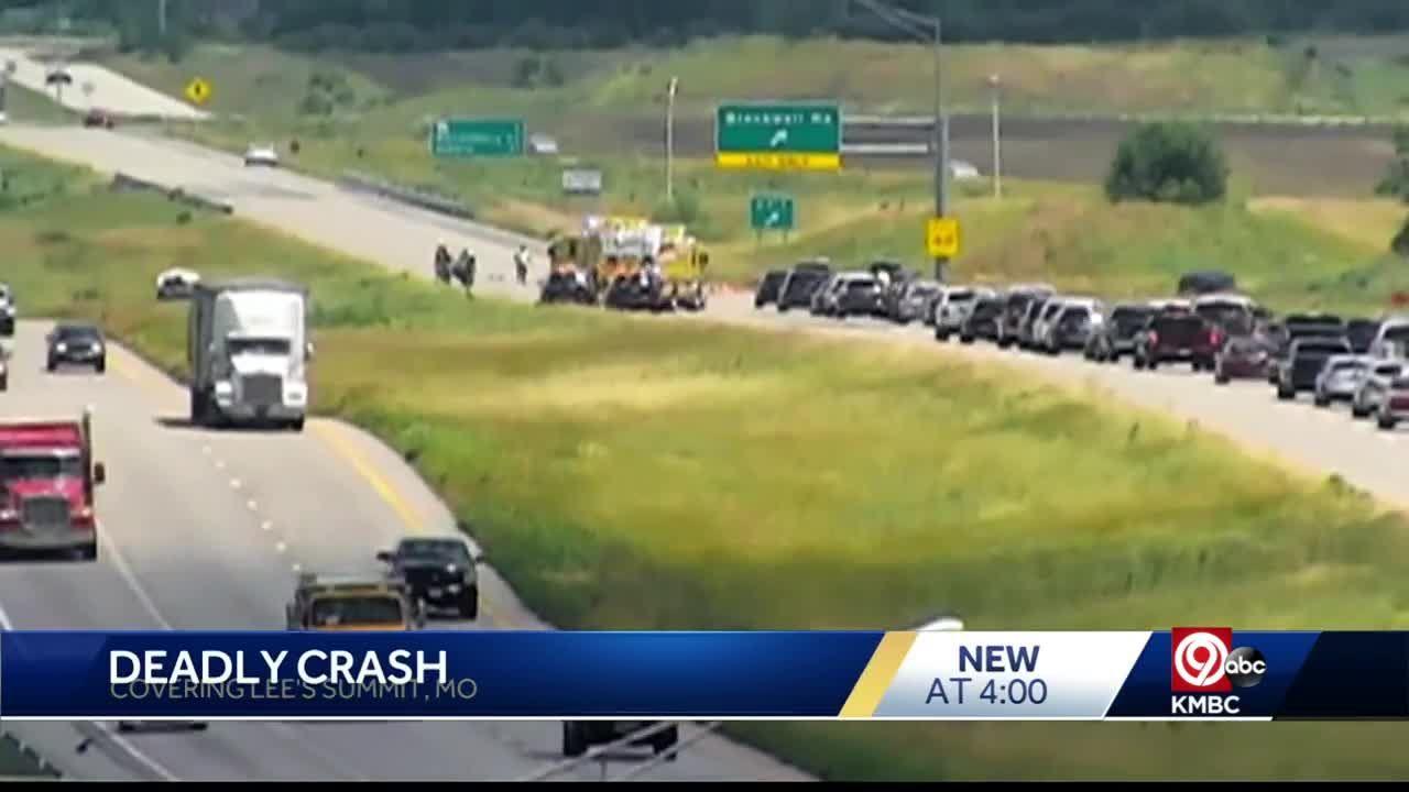 Lee's Summit police investigate fatal crash Monday on US 50 near Blackwell Road