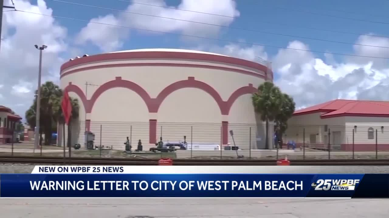 Dept. of Health alleges 'possible violations of law' in WPB