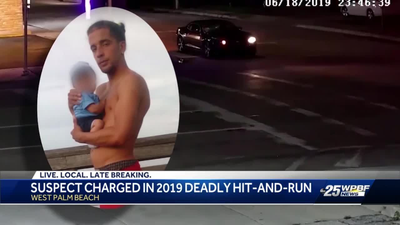 Suspect charged in 2019 deadly hit-and-run