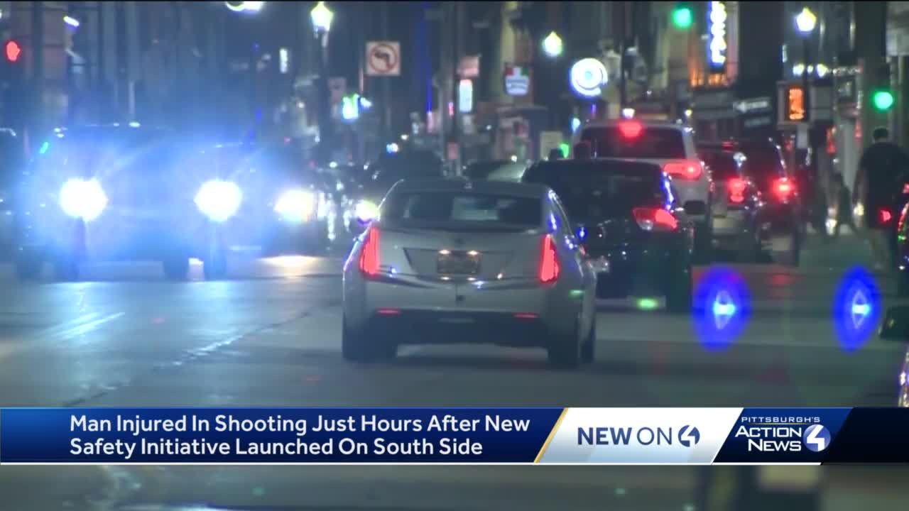 Man left in critical condition after South Side shooting