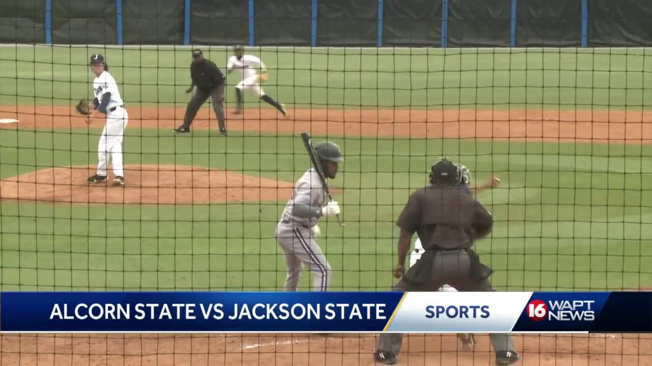 Jackson State takes game one over Alcorn State