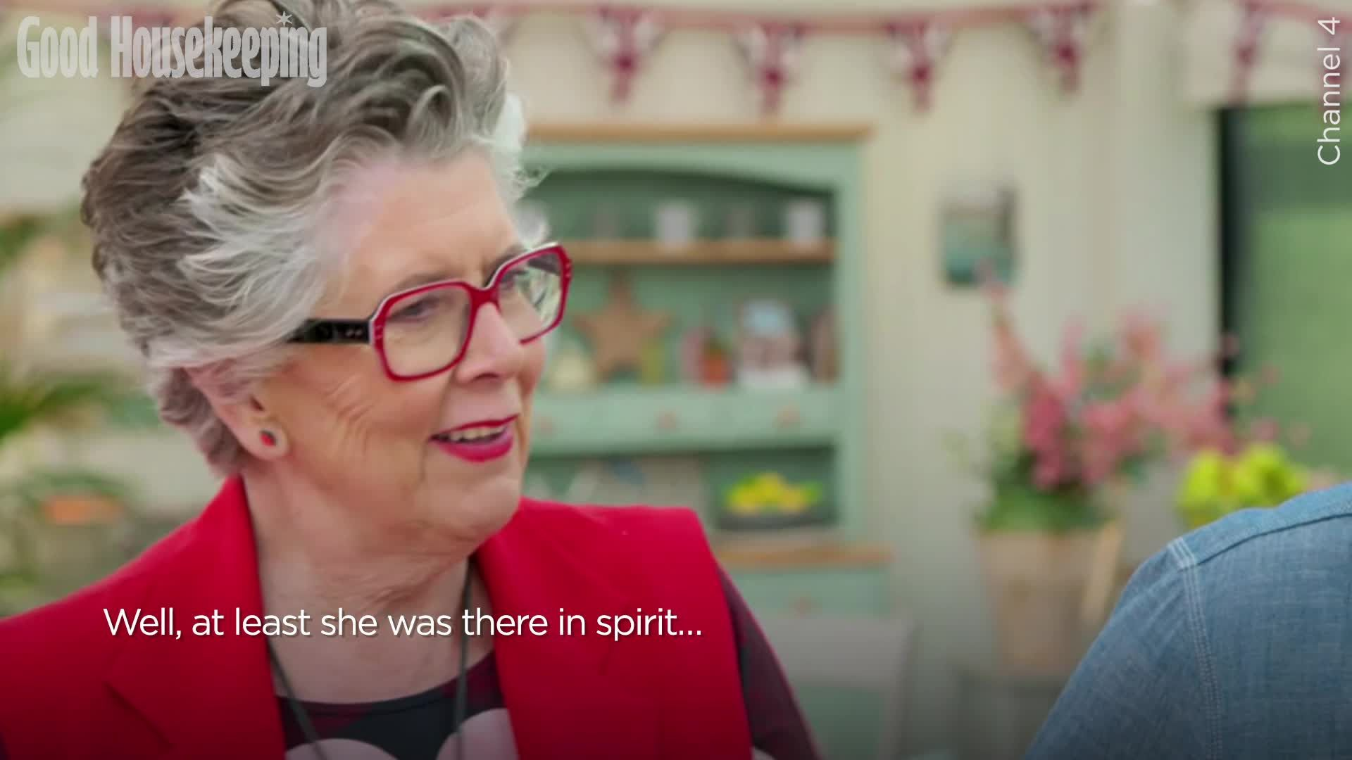 Sandi Toksvig Announces She's Leaving Great British Bake Off