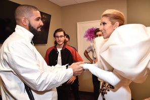 Celine Dion, Queen of Canada, Shut Down Drake's Plan to Get Her Face as a Tattoo