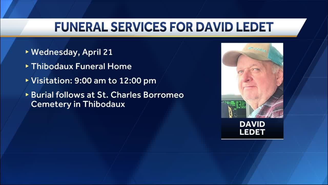 Funeral set for boat captain
