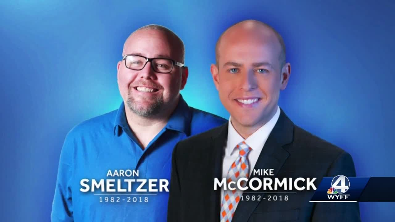 WYFF News 4 journalists added to Journalists Memorial at Newseum in  Washington, D C