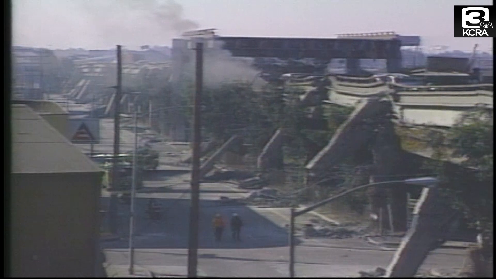 28 Years Later Dramatic Video From The Loma Prieta Earthquake