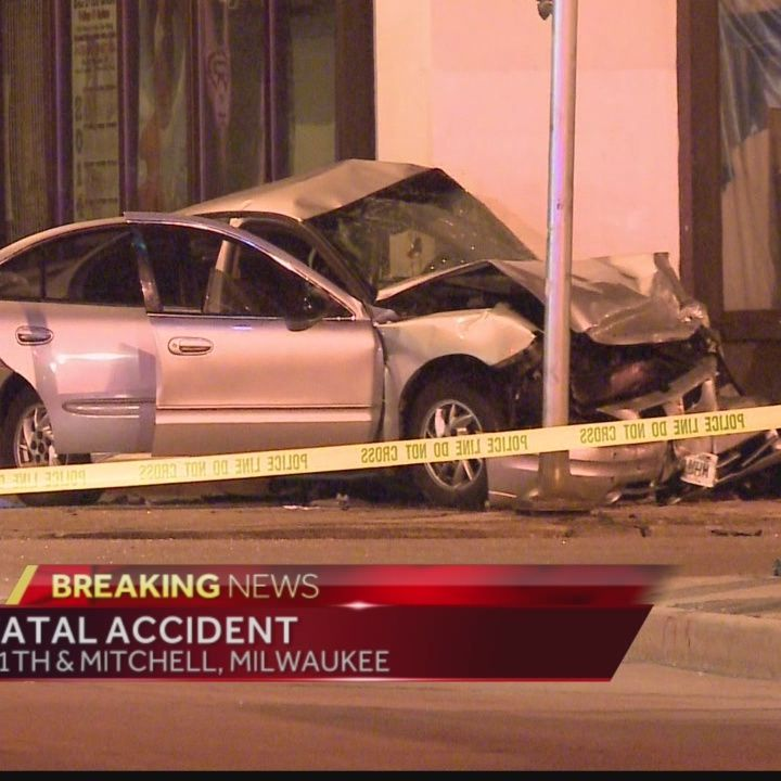 Fatal crash in Milwaukee