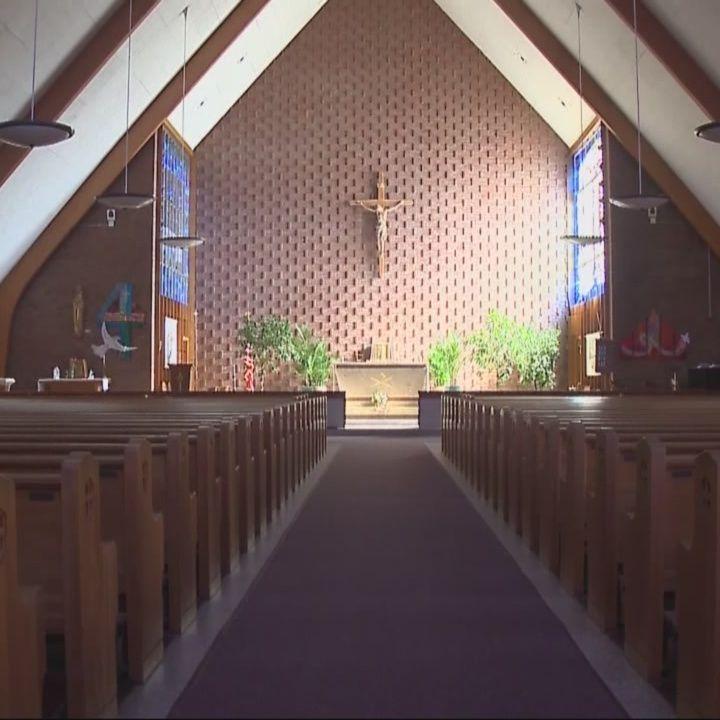 Judge rules parishioners holding vigil need to vacate