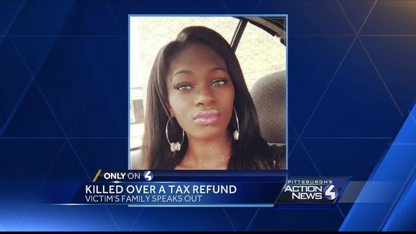 Family of woman killed in Wilkinsburg over tax refund speaks out