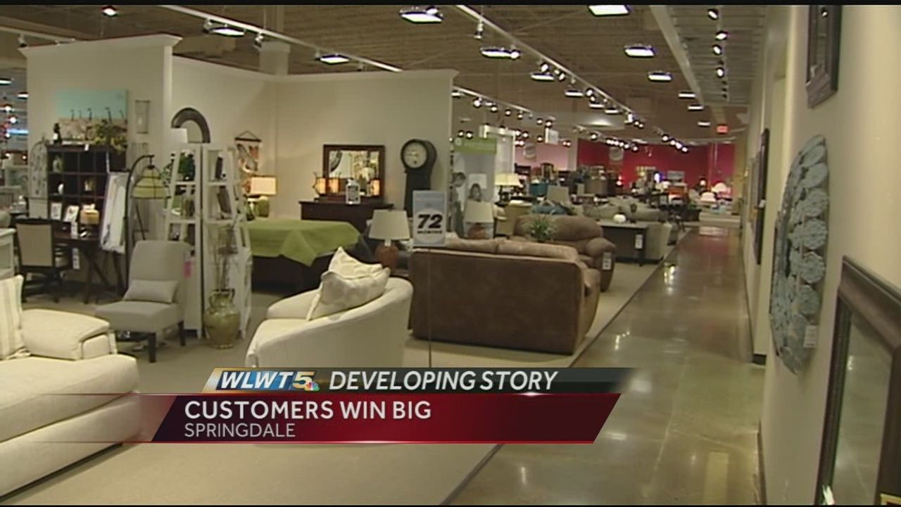 OSU Victory Means Rebate For Furniture Store Customers