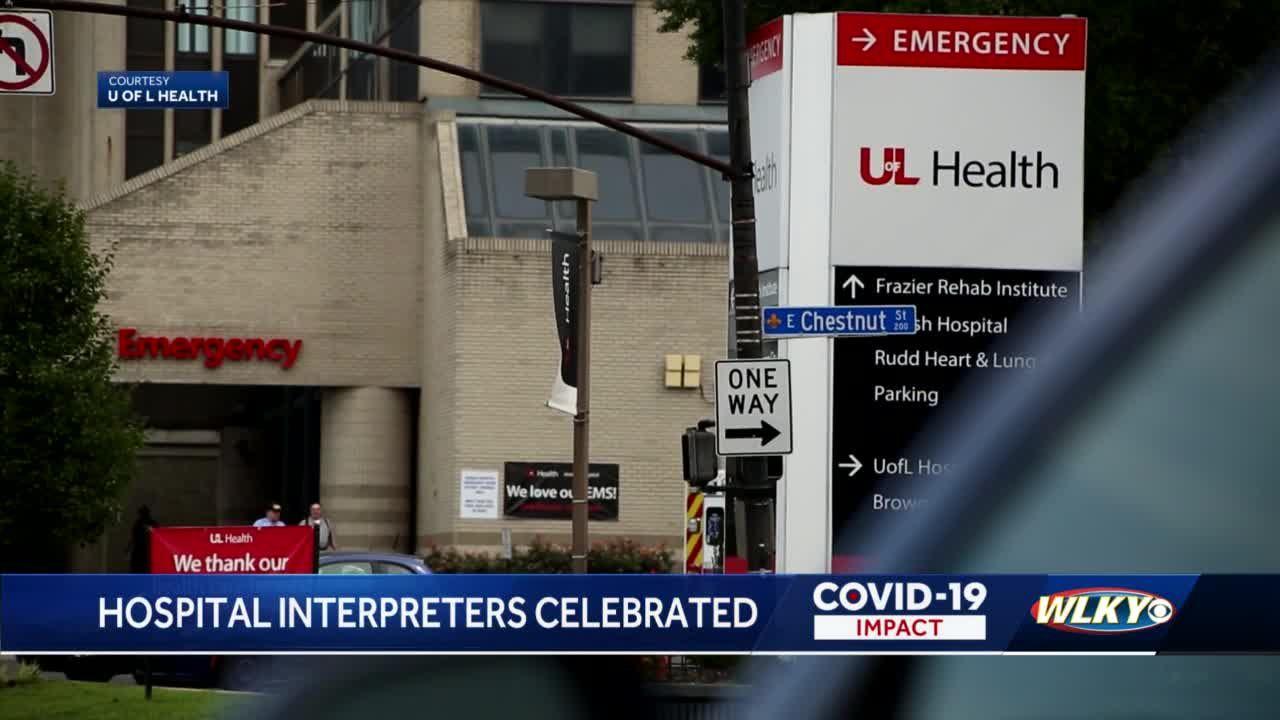UofL Health celebrates critical work of interpreters on National Interpreter Appreciation Day