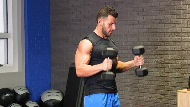 ​The Diabolic 7-7-7 Dumbbell Workout